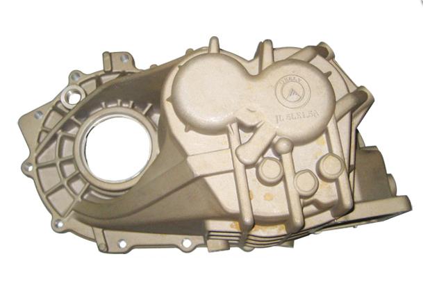 die-casting aluminum