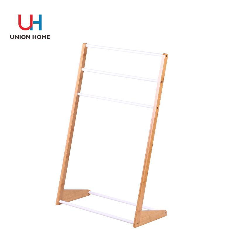 High quality shelf multi-functional bamboo rack