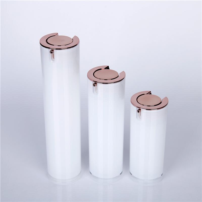 Luxury cosmetic bottles
