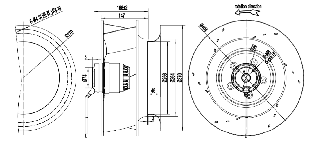 centrifugal fan home