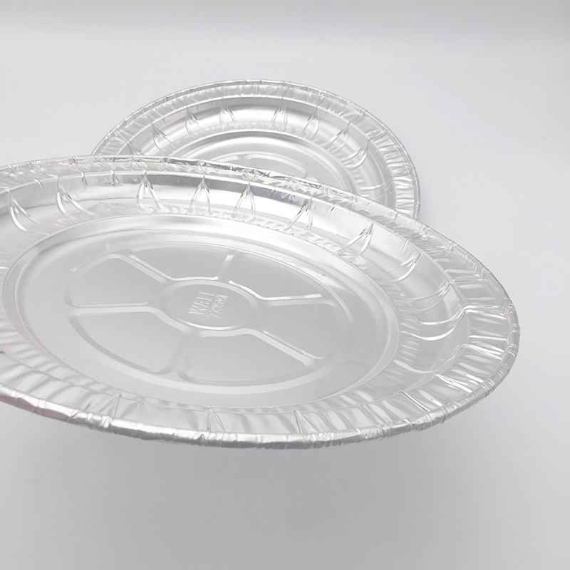 large aluminium foil trays with lids