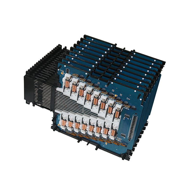 Russia electronic jacquard cylinder distributor