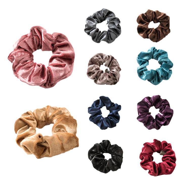 Color Elastic Hair Bands