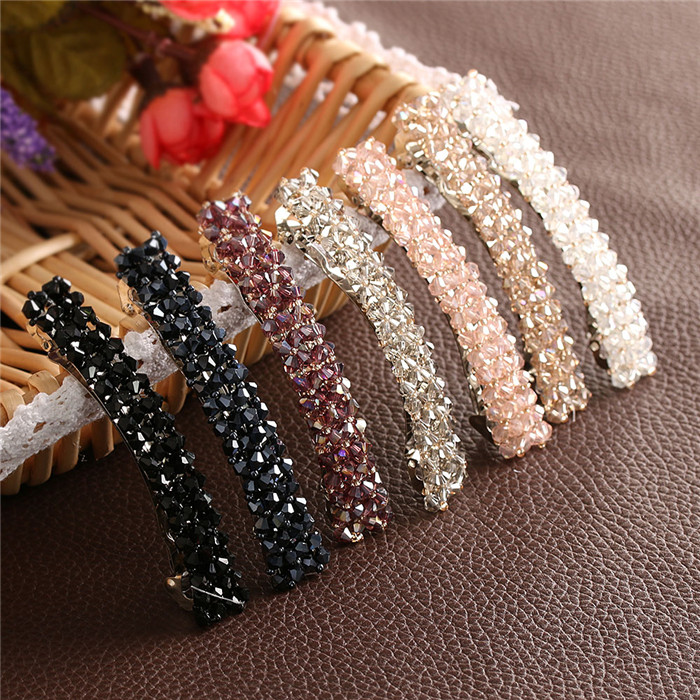 Bling Crystal Hairpins