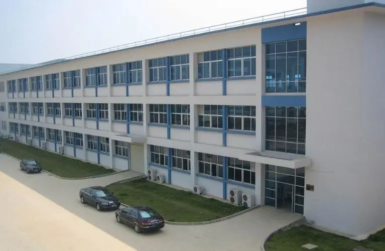 China steel structure buildings company