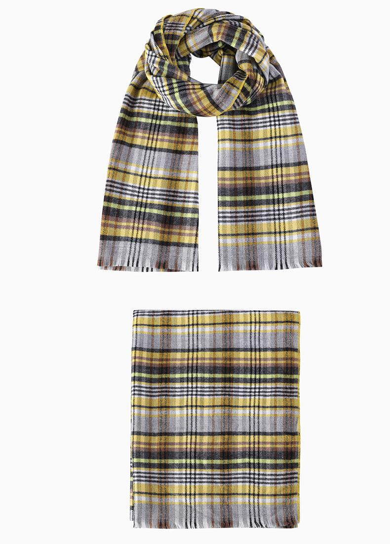 plaid blanket scarf Factory