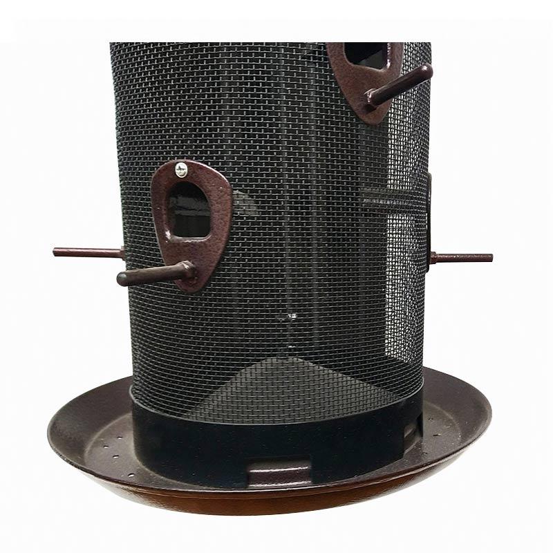 metal giant combo bird feeder pet supplies