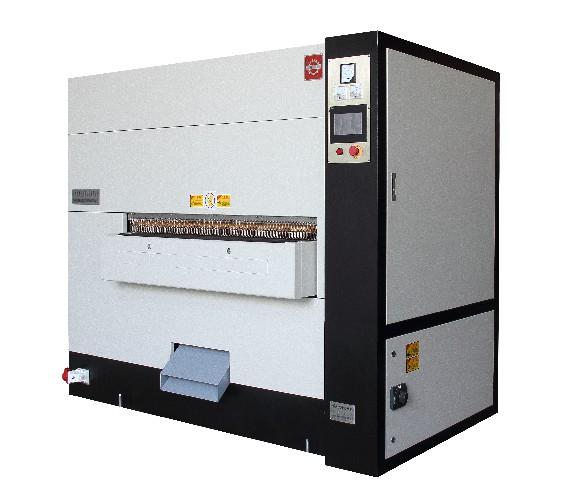 tube deburring machine