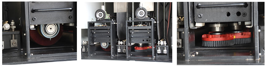 commercial polishing machine