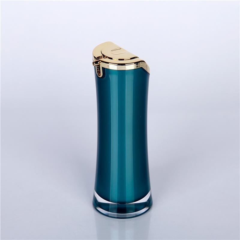 Luxury airless cosmetic bottles