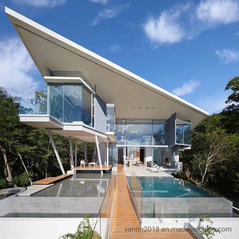 Steel Structure Villa