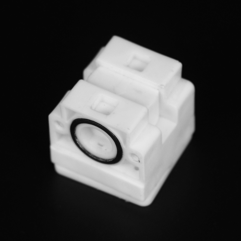 Custom injection molding parts ABS injection household plastic device cover