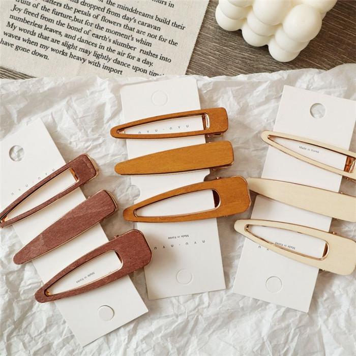 Handmade Wood Hairpin