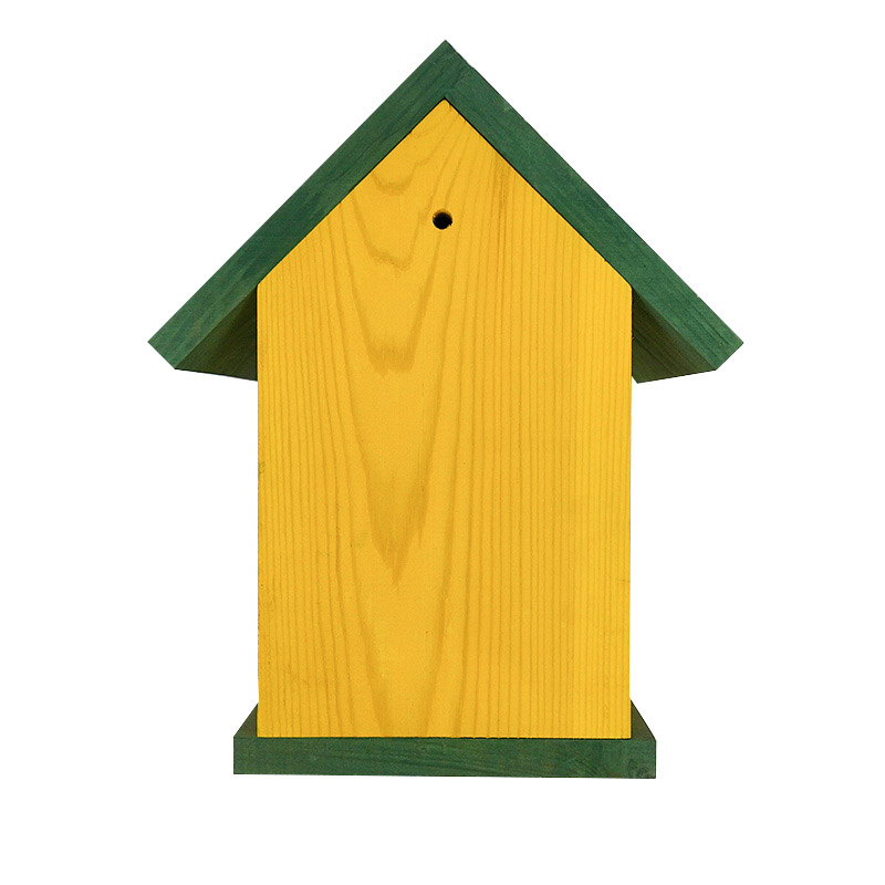 Solid wood butterfly nest pet