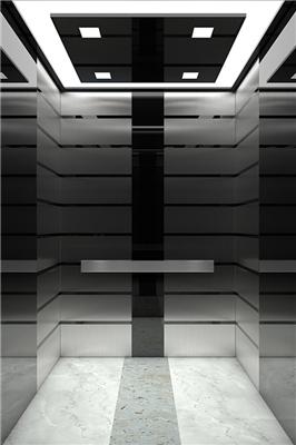 Painted Steel Ceiling Stable Cargo Elevator