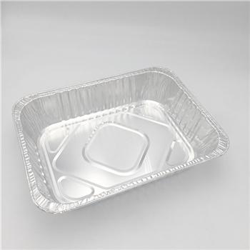 Smooth aluminium foil containers manufacturer