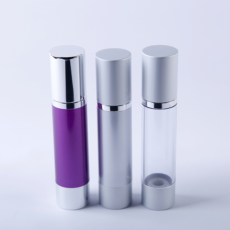 airless pump bottles how it works