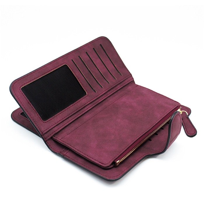 Leather Women Wallets High Quality