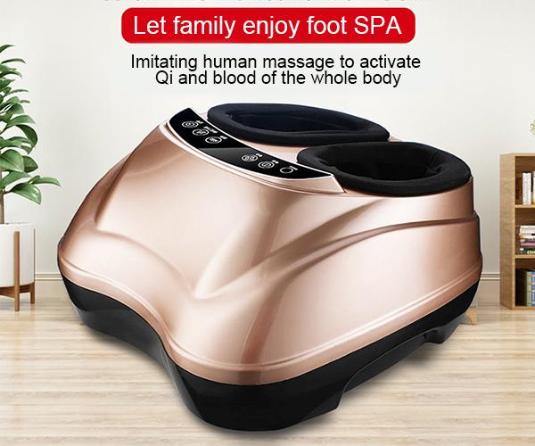 China foot massager supplier