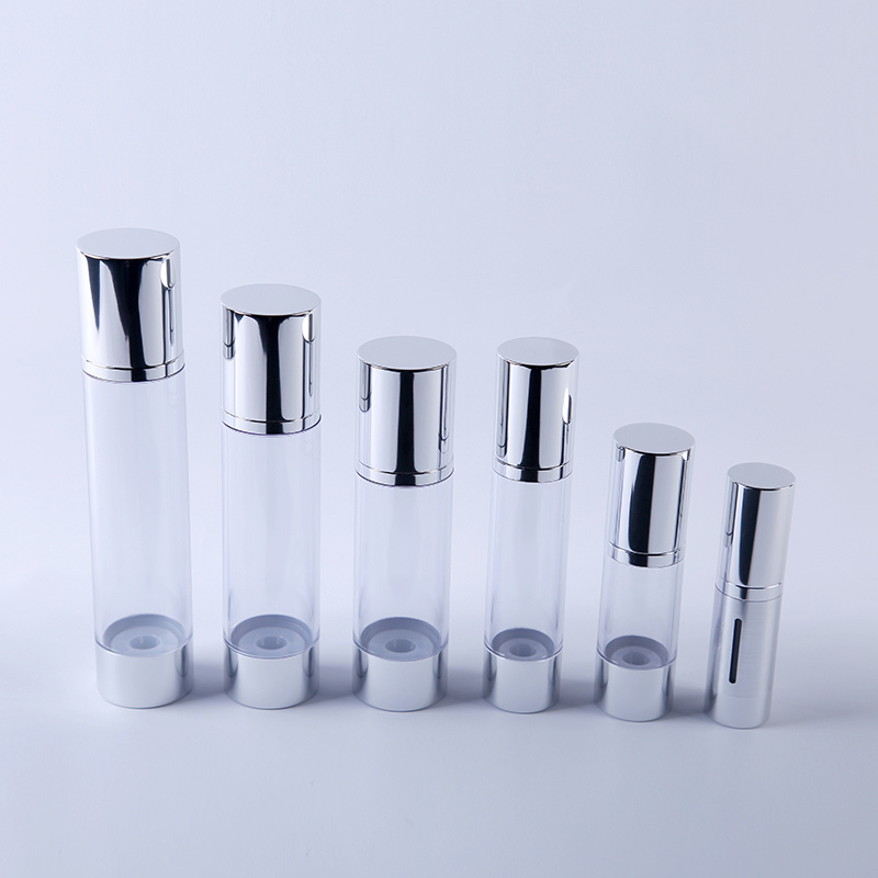 80ml Acrylic cosmetic bottle