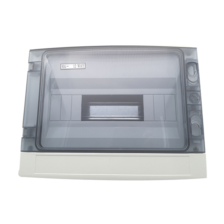 Weather proof power distribution panel board