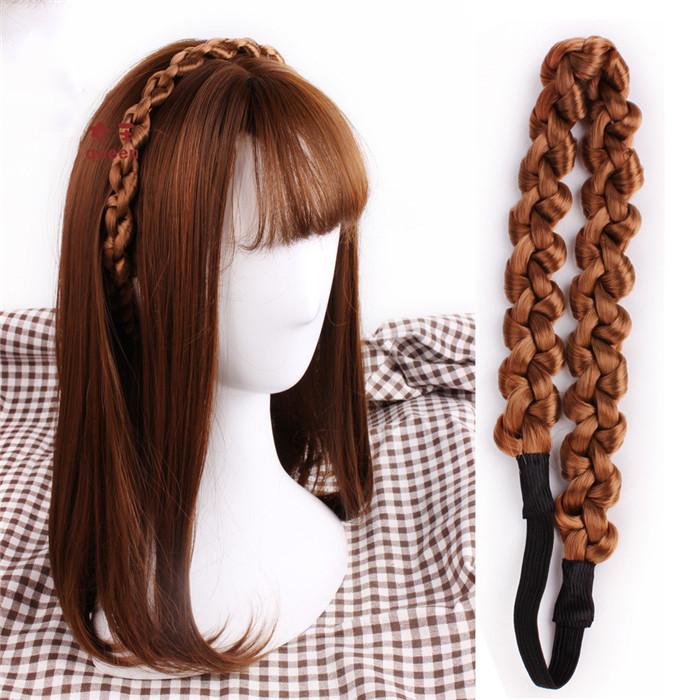 Plait weaving braid hair