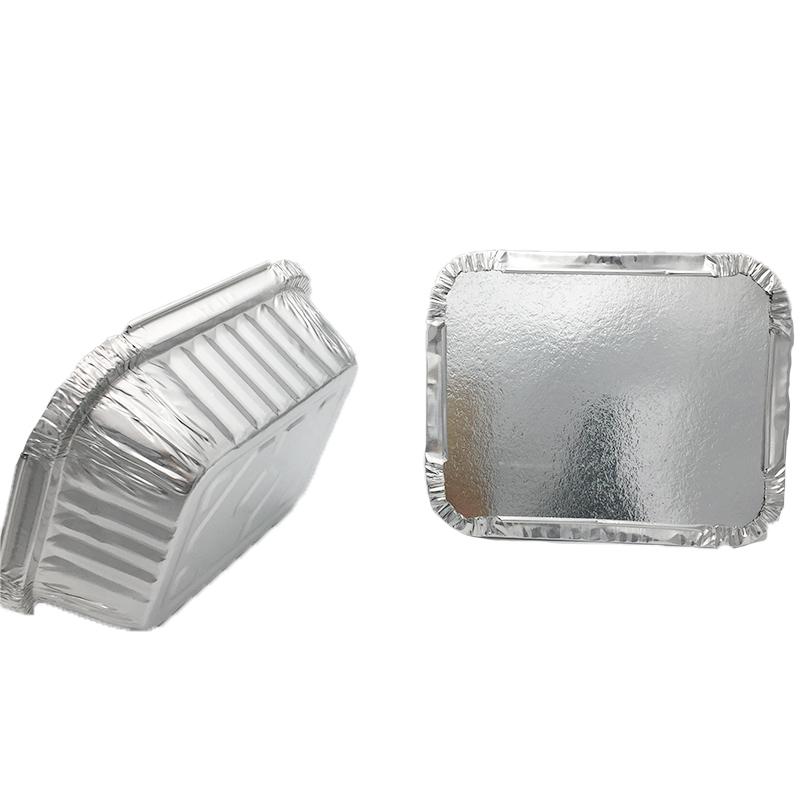 Rectangular aluminum foil tray Manufacturers