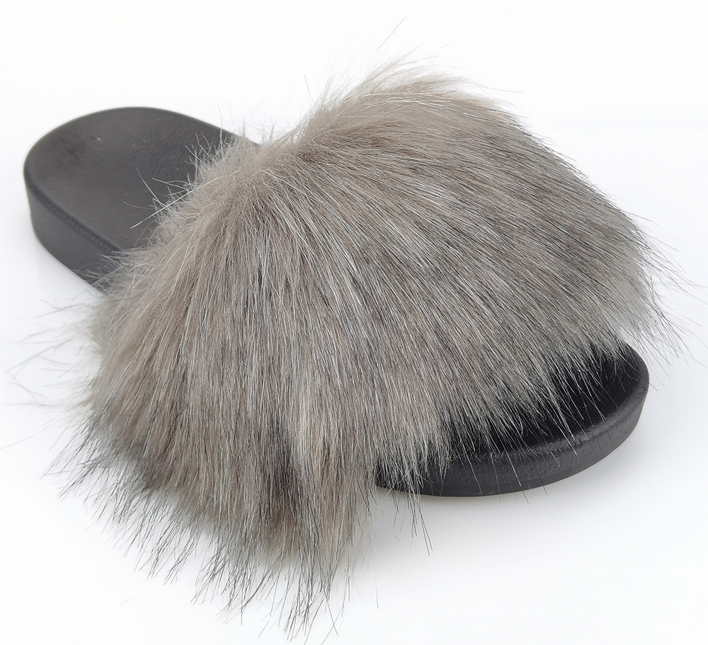 Fox Hair Slipper