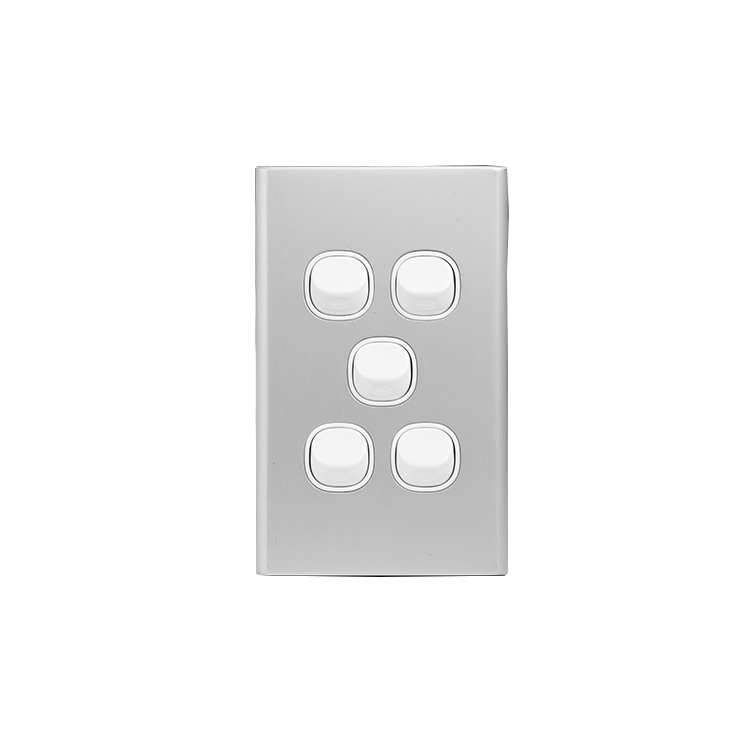 Wholesale Saa Australia 3 Gang Light Switch Plate