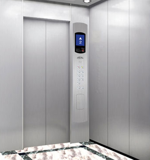passenger elevator without a pit