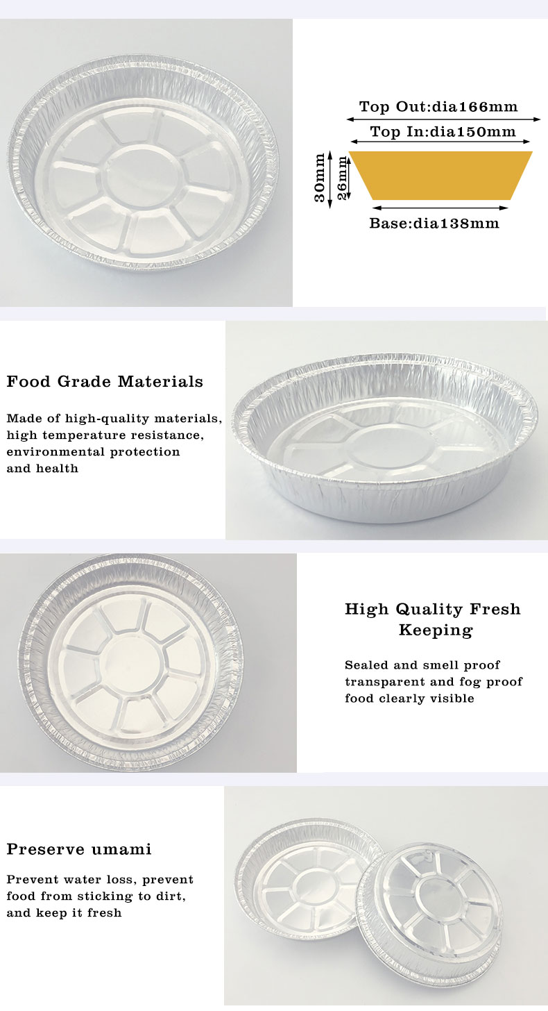 small aluminium foil trays supplier