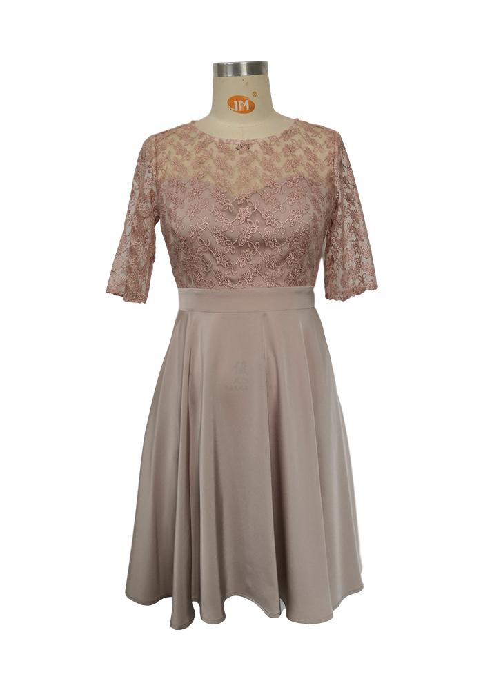 Betty EMB dress