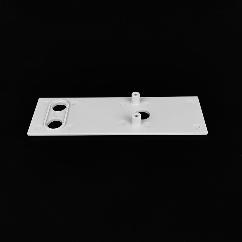 Custom injection molding plastic parts ABS plastic feet for household electronic device made in China