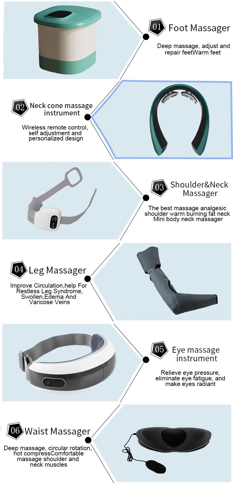 China neck cone massage instrument manufacturer