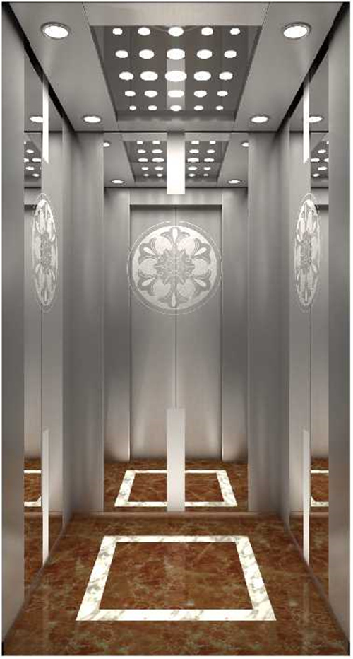 typical passenger elevator dimensions