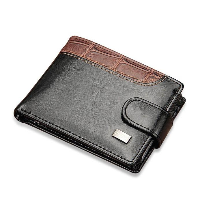 Leather Vintage Men Wallets
