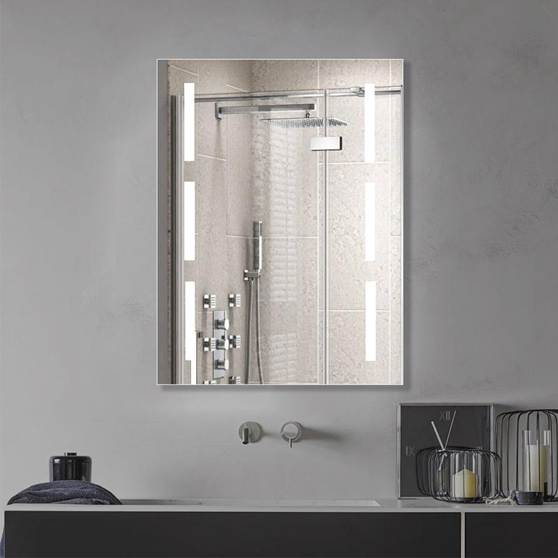 600x800mm led illuminated mirror