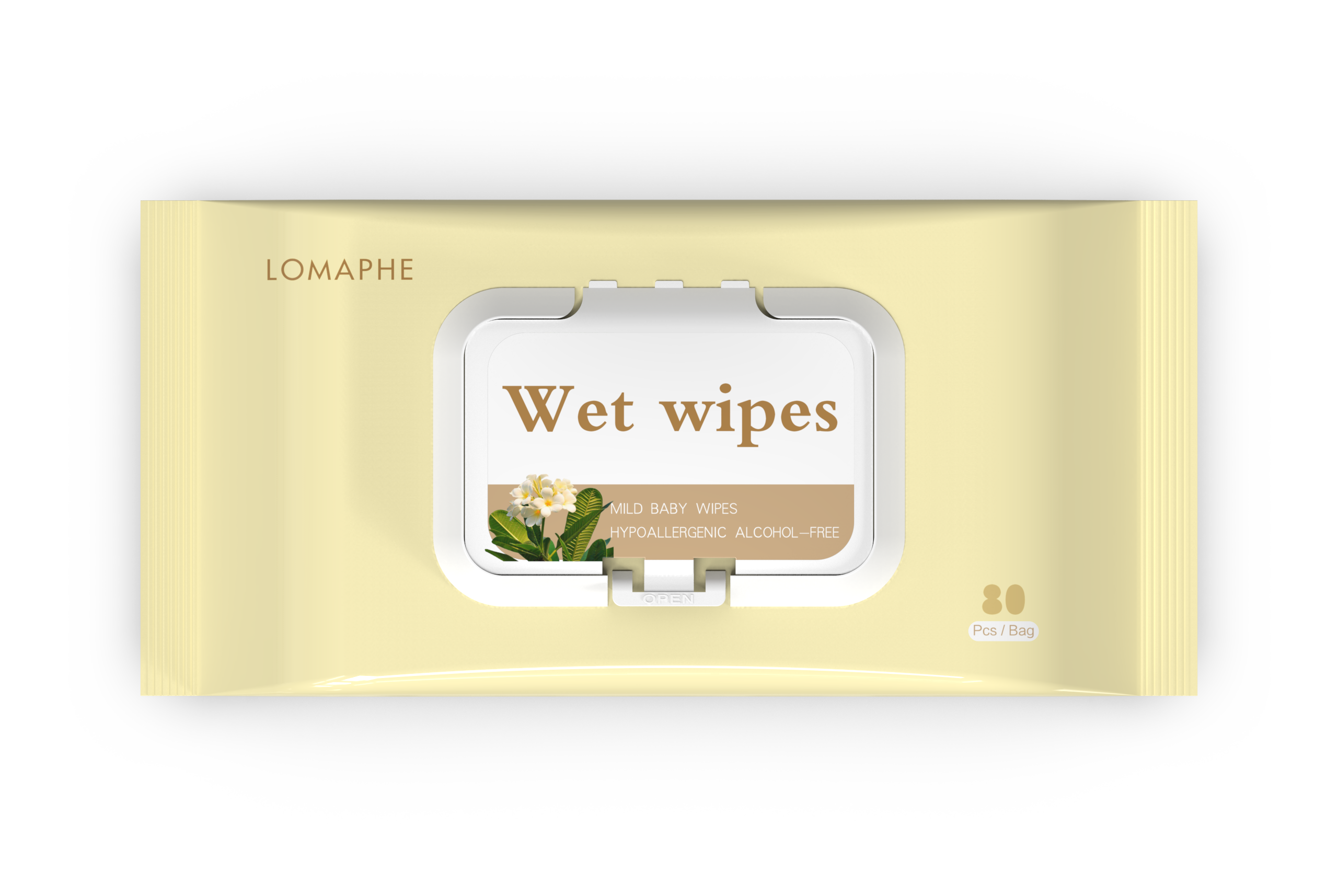 personal sanitary wipes