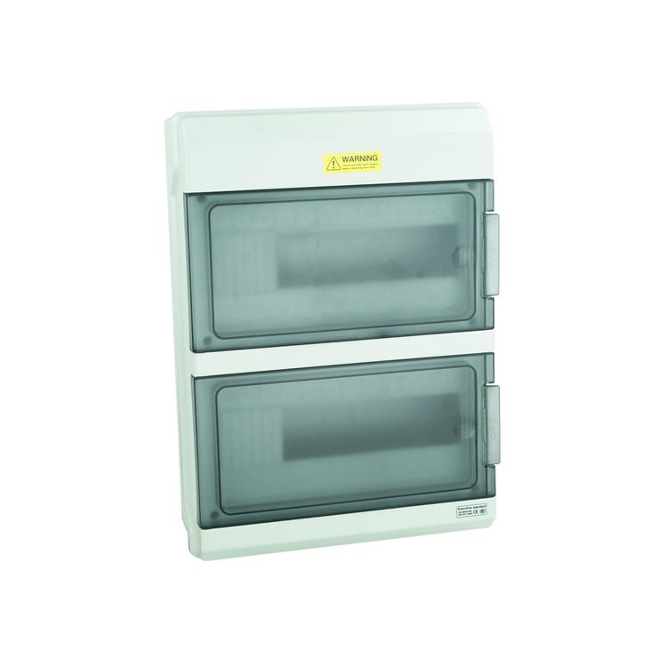 Weatherproof 9 Way Electricity Distribution Box Switchboard