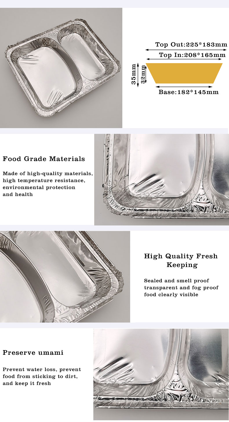 aluminium foil oven trays Manufacturers