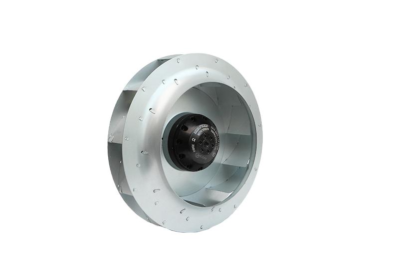EC motor fan manufacturers