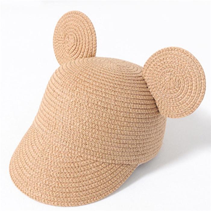 Child Girls Straw hat