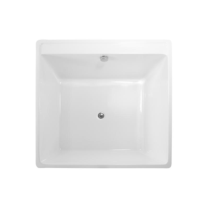 Square shape Freestanding bathtub manufacturers