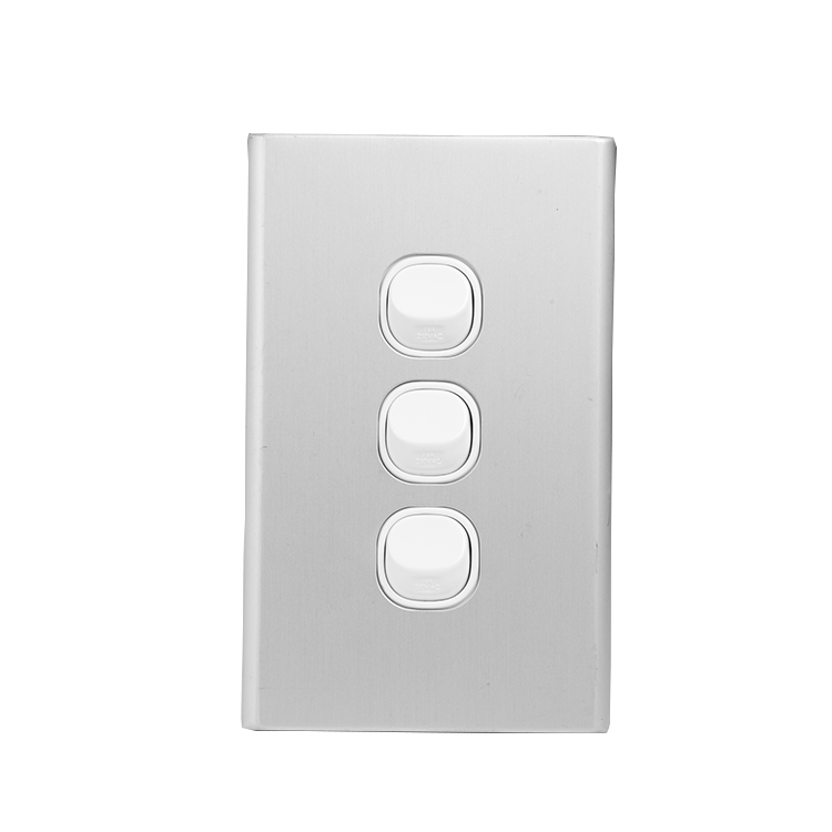 Wholesale Saa Australia 6 Gang Light Switch Plate