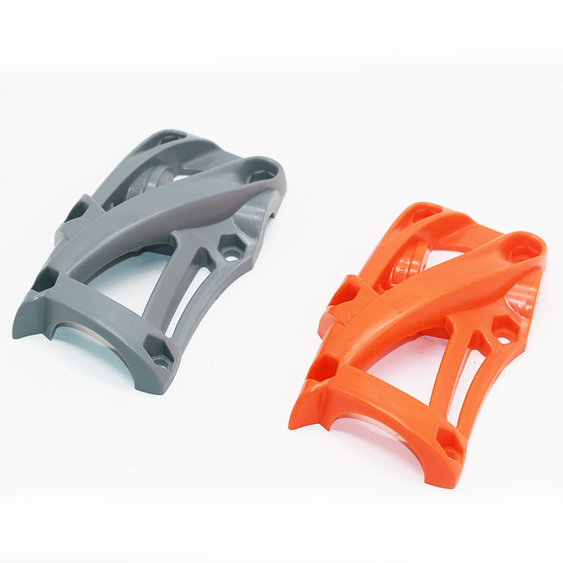 Processing Injection molding parts
