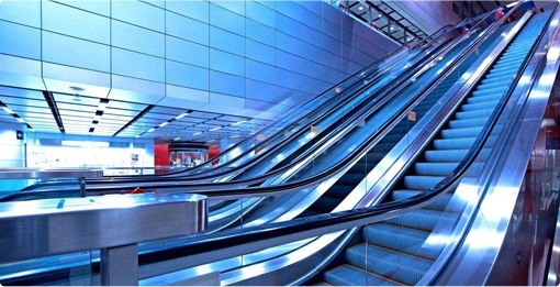 escalator of life