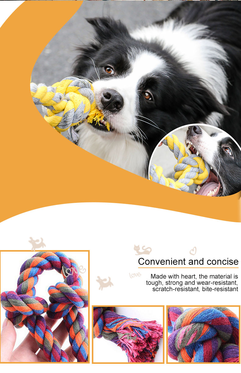 Pet Rope supplier