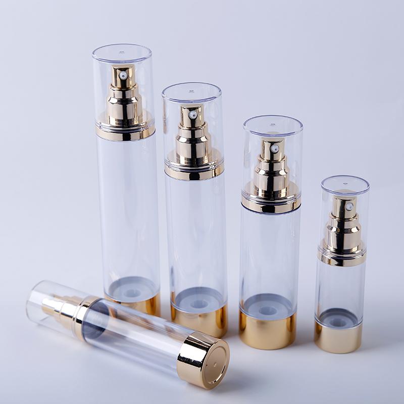 Glass airless pump bottles Manufacturers