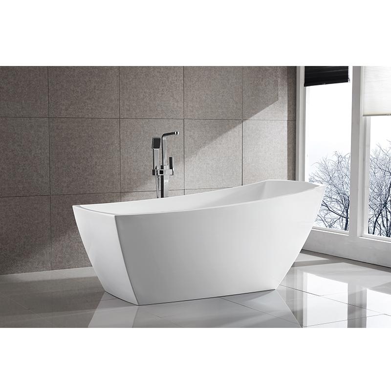 1700x800mm Freestanding Bathtub