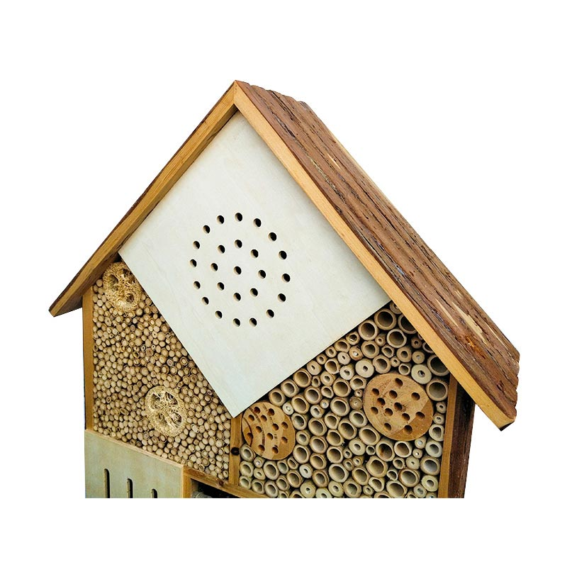 Bark insect nest pet supplies